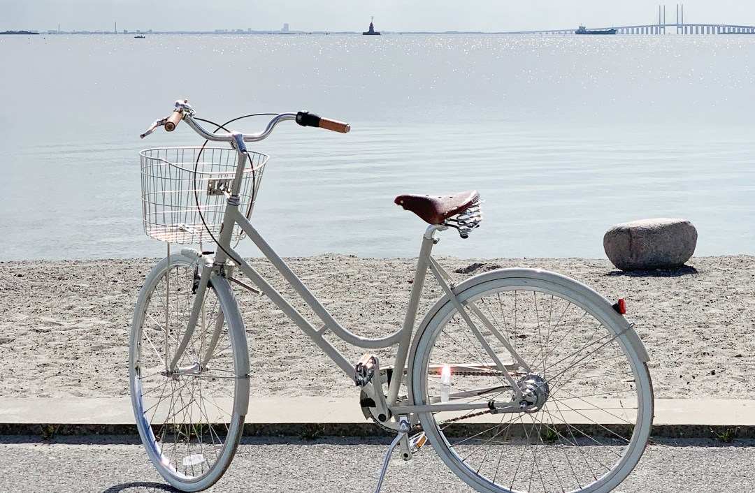 A Swedish minimalist bike, BIKEID. Step through 7