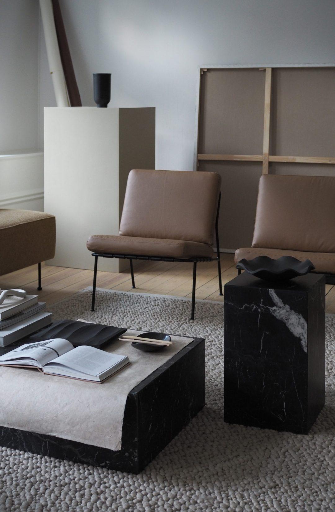 Simple minimal Scandinavian home in Stockholm