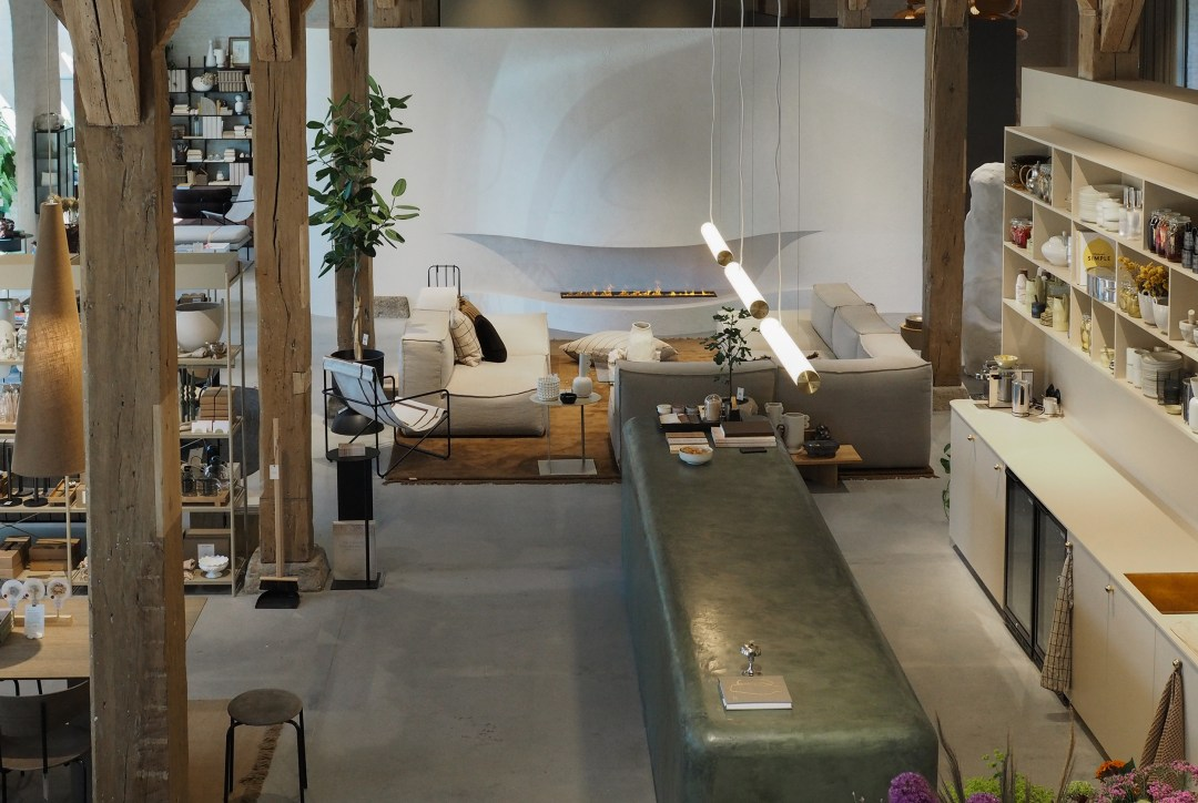 The new home of Ferm Living Copenhagen