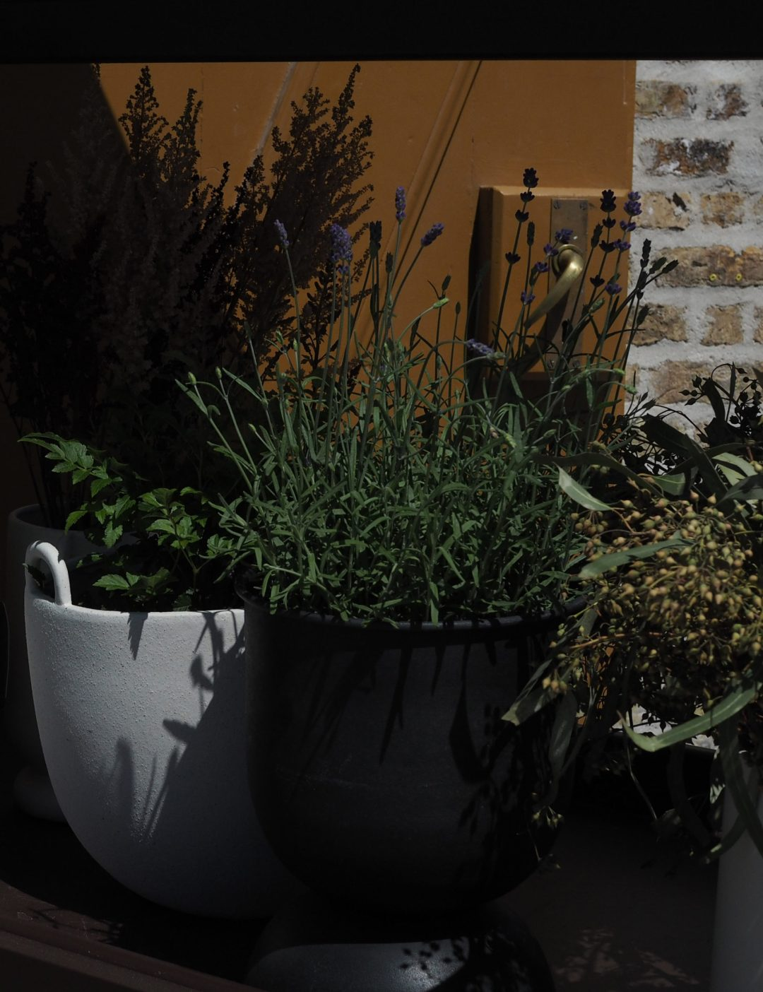 Ferm Living garden pots