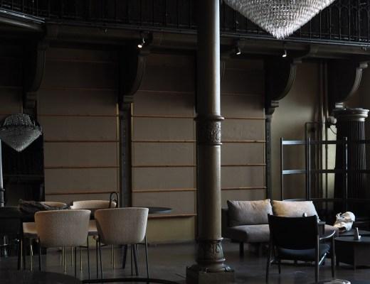 Archives exhibition during Stockholm design week 2020