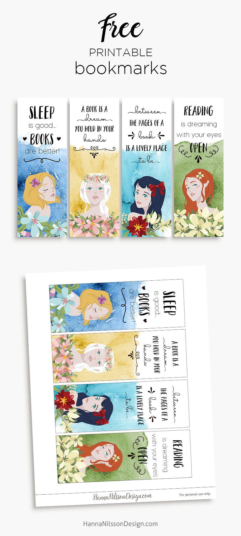 picture relating to Printable Bookmarks With Quotes named Estimate bookmarks Cost-free printable bookmarks with looking through