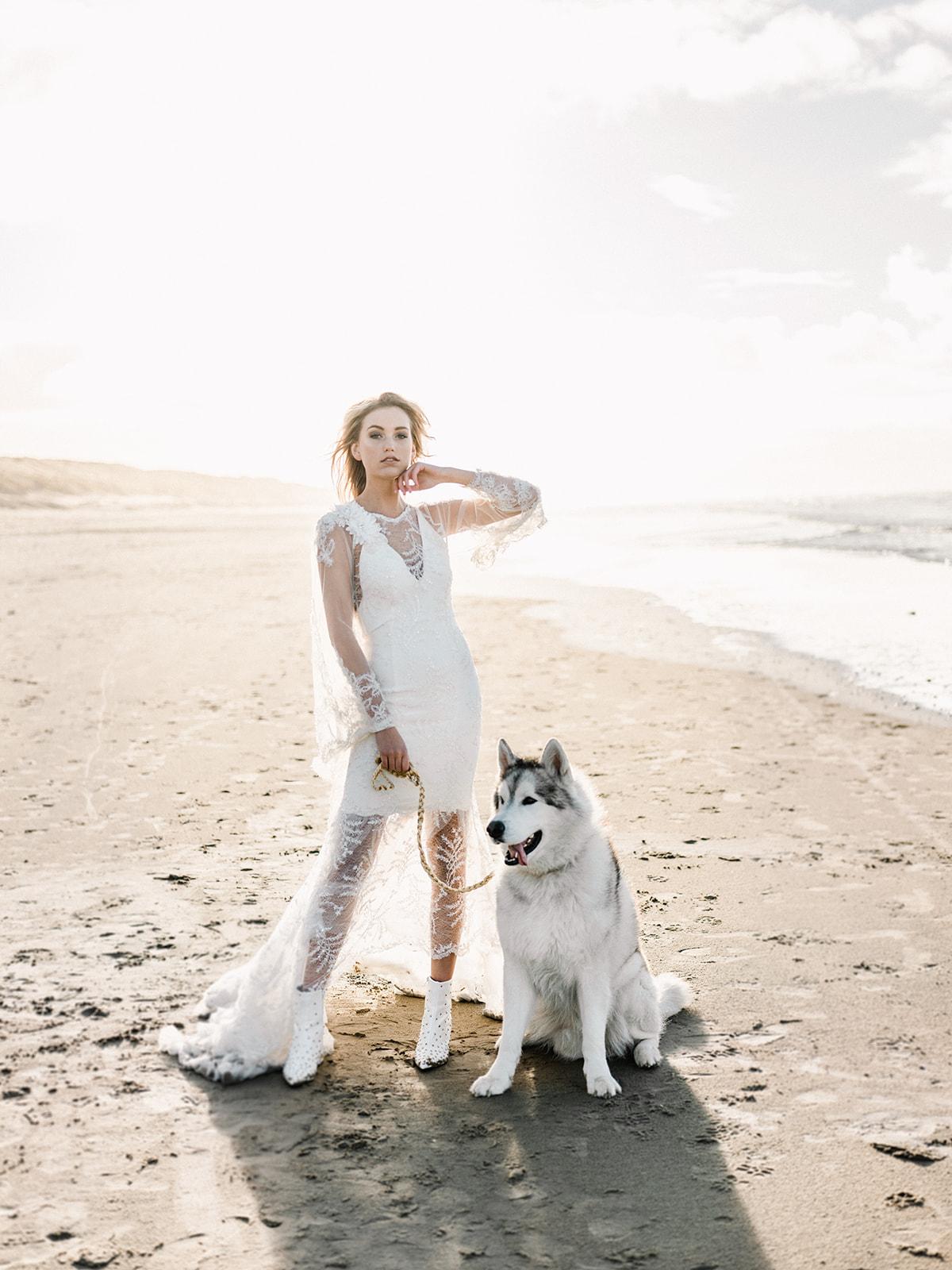 Hanneke Peters Couture Fotografie Raisa Zwart MUA Esther van t Zelfde Hoed Matelot Hoeden, Model Marieke Blom, Modellenbureau DC Models
