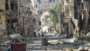 Reuters Khalil Ashawi SYRIA