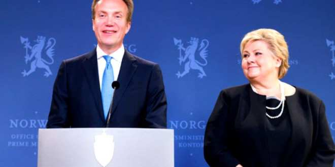 Norway pays hundreds of millions to Clinton Foundation and world elites, bonus: Borge Brende appointed president of World Ec Forum