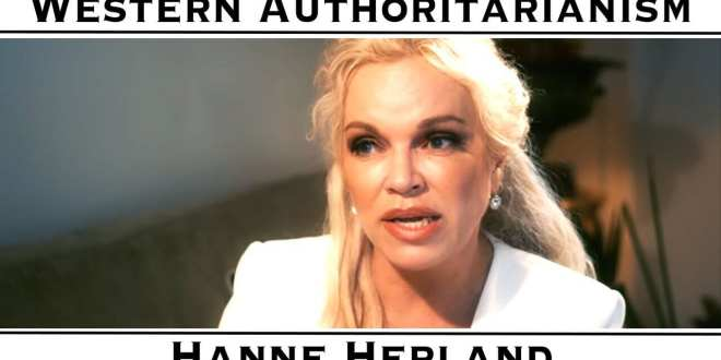 "WATCH VIDEO: International book release ""The Culture War. How the West lost its greatness"" – Hanne Nabintu Herland, Herland Report"