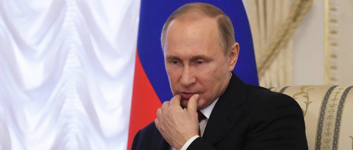 Putins tale Føderasjonsrådet: Stater som ikke hevder seg i teknologikappløpet, mister sin suverenitet - Bjørn Ditlef Nistad, Herland Report