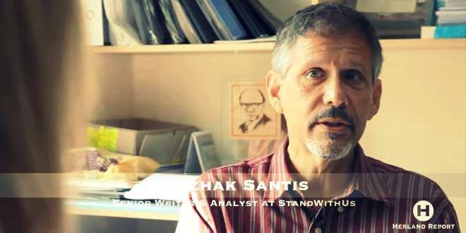 Political Islamism is not the religion of Islam – Senior Israeli commentator Yitzhak Santis, Herland Report TV