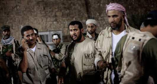 Libya Abdelhakim Belhadj Al Qaida 2011