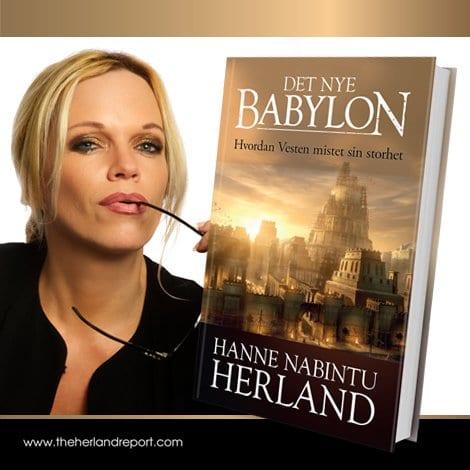 """Kjøp TV2 omtalte """"Det nye Babylon"""": Herland siterer alt som norsk akademia ikke vil ta opp - Finn Jarle Sæle, Herland Report"""