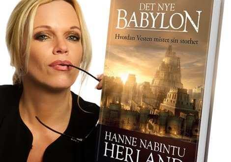 """Kjøp TV2 omtalte """"Det nye Babylon"""": Herland siterer alt som norsk akademia ikke vil ta opp – Finn Jarle Sæle, Herland Report"""