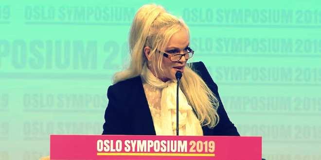Norge: En studie av totalitær makt på bekostning av folkets interesser – Hanne Nabintu Herland, Oslo Symposium 2019