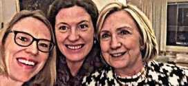 Hillary-CLinton-Norway-huitfeldt-clinton-sisterhood Herland Report