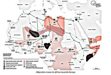 Libya and the Sahel d