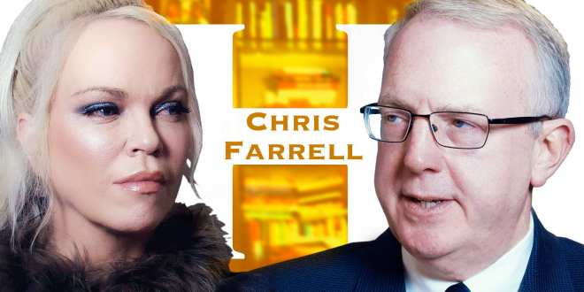 NEW Herland Report TV Show: Who is behind Drug Epidemic in the US? Chris J Farrell, Judicial Watch
