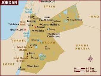 Jordan map Herland Report