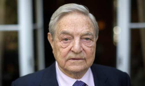 George Soros, AFP Herland \Report