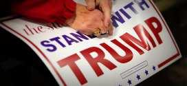 Huffington post media lies Trump