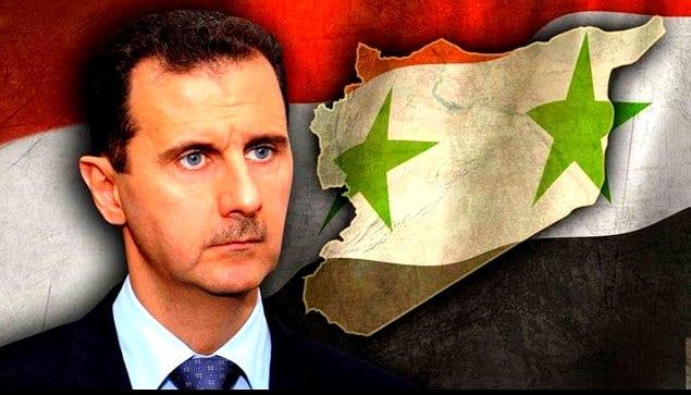 Bashar al Assad Syria Donald Trump
