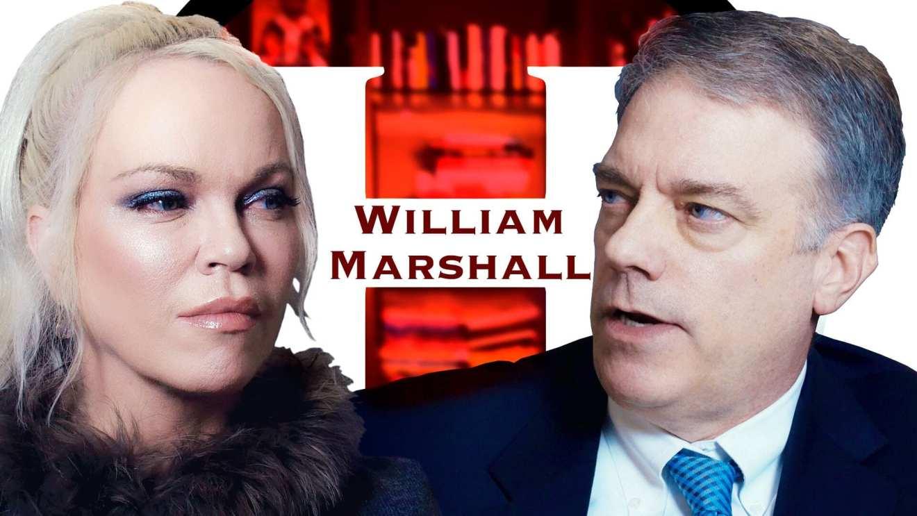 William Marshall and Hanne Nabintu Herland Herland Report red