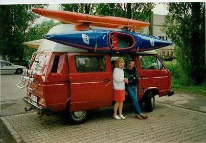 Mein VW Campingbus, hannes-webseite.de