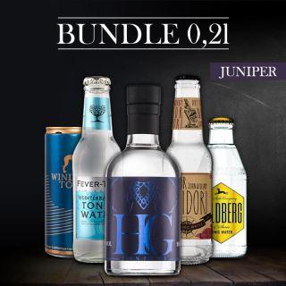 Bundle- Hannibal Gin JUNIPER 0,2l