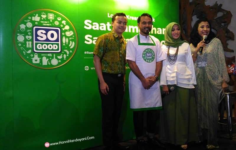 launching lomba kreasi masak saat ramadhan saatnya so good