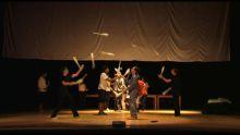 Erstauffuhrung in einem Theater in Casablanca im Herbst 2010