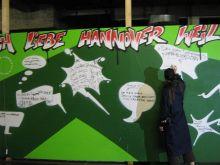 Ich liebe Hannover weil...