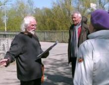 Literarischer Rundgang mit Günter Müller