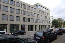 Das neue Gebäude der PI West