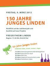 150 Jahre junges Linden