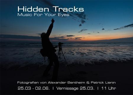 Hidden Tracks - Music for your Eyes