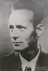 Franz Nause - Einer der führenden Köpfe der Sozialistischen Front