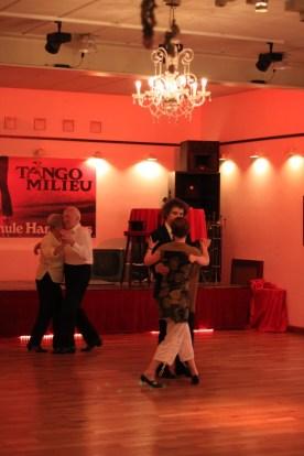 Großer Saal im Tango Milieu