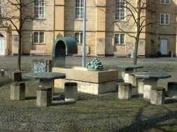 Brunnen von Max Sauk