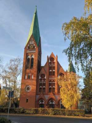 St. Johannis Kirche in Misburg-Nord