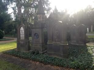 Grab von Georg Ludwig Friedrich Laves