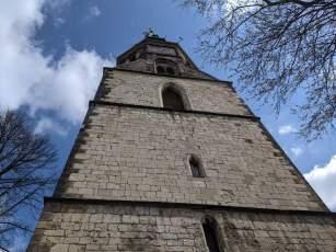 Turm der Kreuzkirche