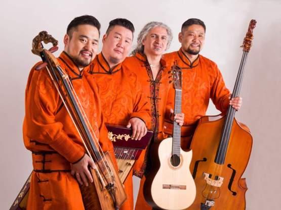 Sedaa – Weltmusik im Park des Friedenshains