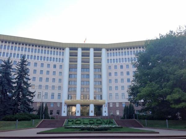 Parliament of the Republic of Moldova, Chişinău