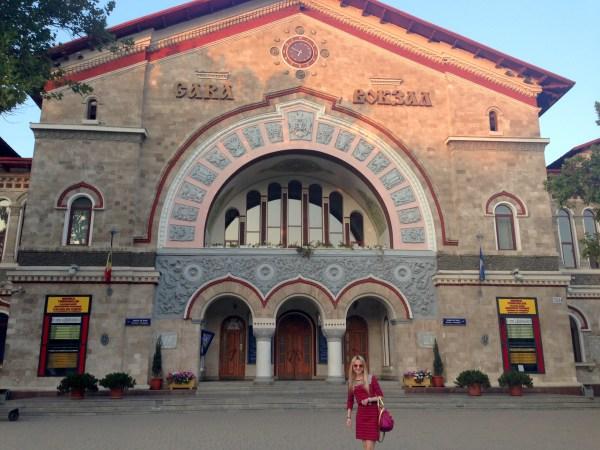 Chișinău Railway Station