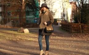 See by Chloé Tasche & Fshionblogger