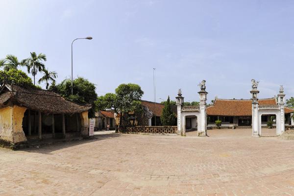 duong lam village