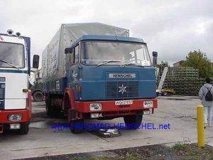 Hanomag-Henschel F 161