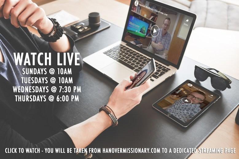 HMC live streaming