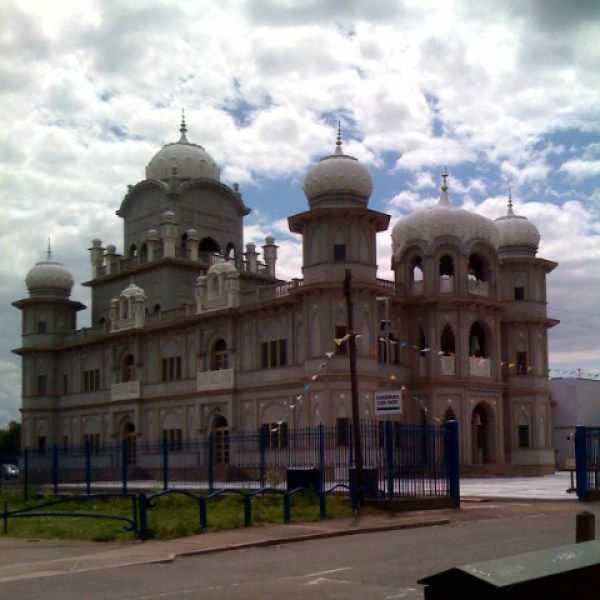 Queen's Park Gurdwara
