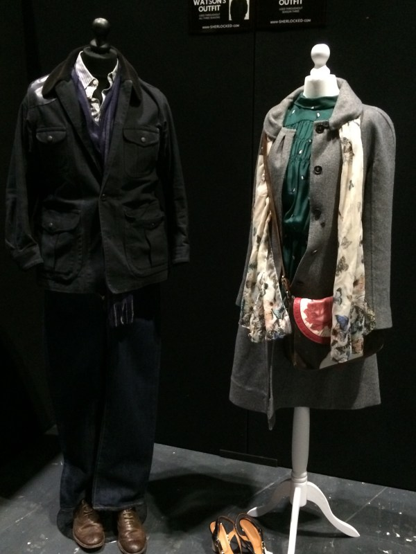 John and Mary's Outfits