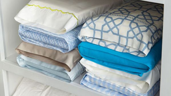 Storing Duvet Covers
