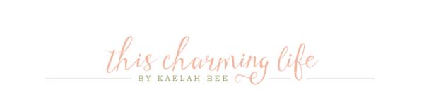 This Charming Life by Kaelah Bee
